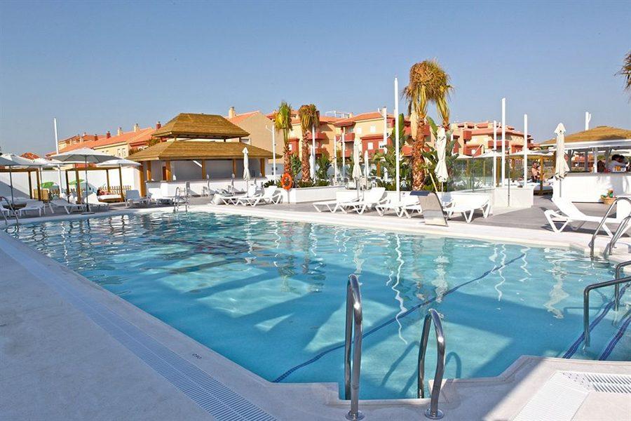 Hotel Playa De La Luz Rota Spain