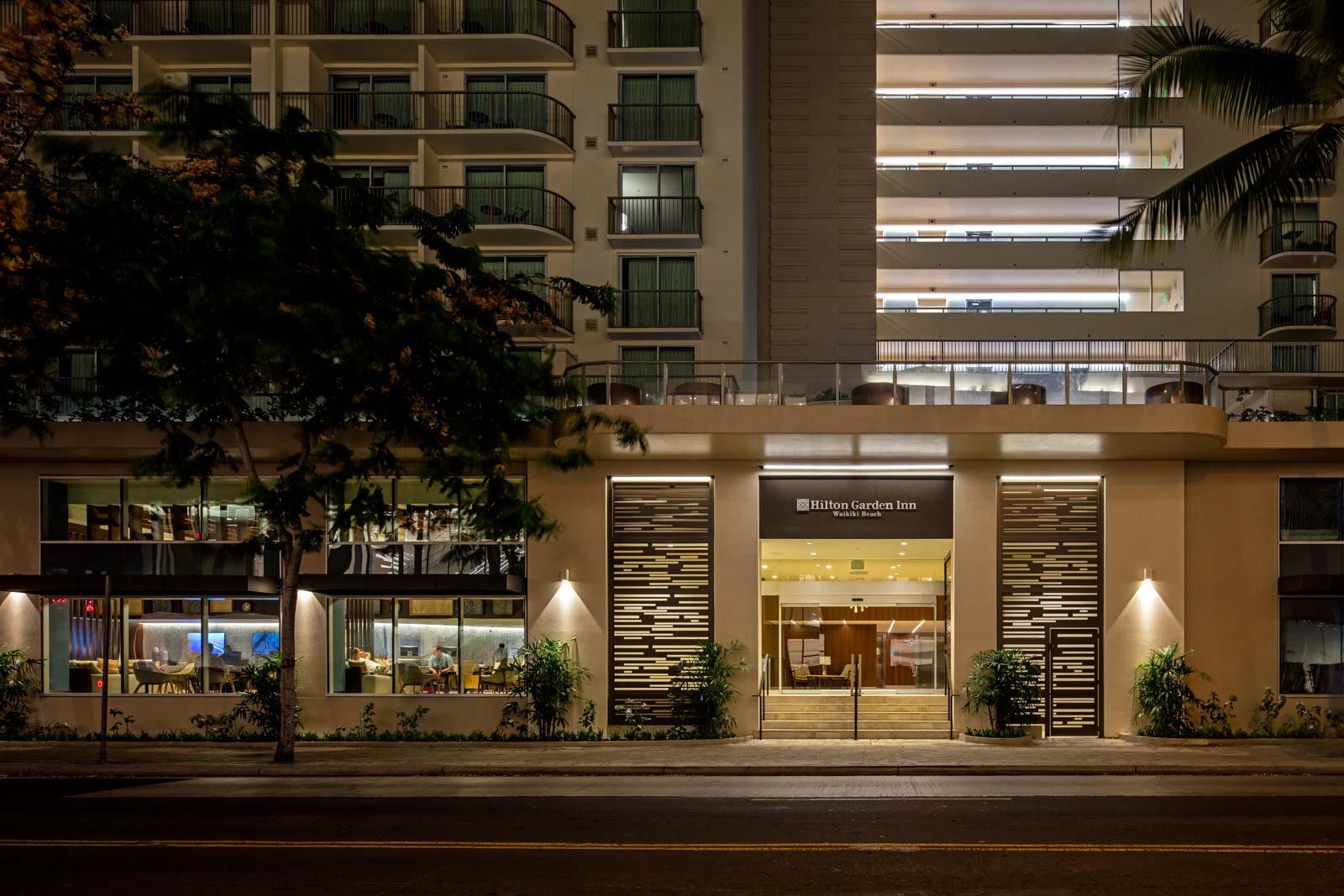 Per Diem Lodging Inc | Hilton Garden Inn – Waikiki Beach