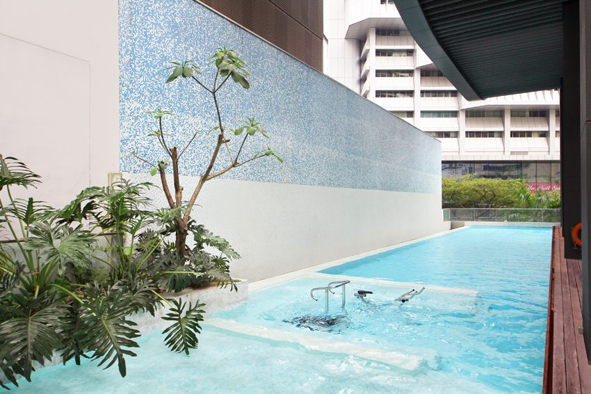 Pan pacific serviced suites orchard per diem lodging inc - Pan pacific orchard swimming pool ...